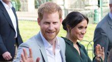 Los Duques de Sussex, Enrique y Meghan, inician en Australia una gira por Oceanía