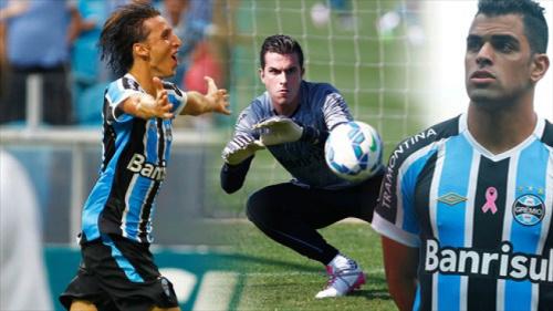 Grêmio realiza último treino recreativo antes de pegar o Veranópolis
