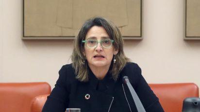 Ribera: No podemos quedar atrás en Pacto Verde Europeo y neutralidad climática