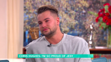 Chris Hughes cries on 'This Morning' talking about Little Mix girlfriend Jesy Nelson's troll abuse
