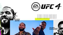 EA SPORTS UFC 4 Officially Revealed With UFC Middleweight Champion Israel Adesanya and UFC Welterweight Jorge Masvidal as Cover Athletes