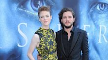 Kit Harington and Rose Leslie confirm their engagement the old-fashioned way — via newspaper