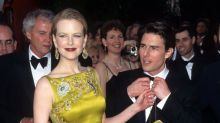 Nicole Kidman Says Being Married to Tom Cruise Kept Her From Being Sexually Harassed