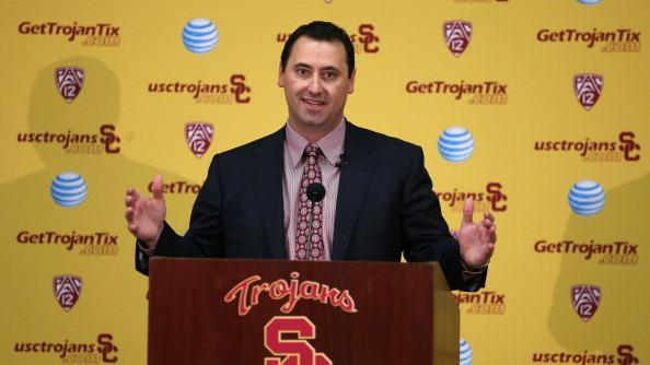 RADIO: Coach Sarkisian discusses USC's Signing Day