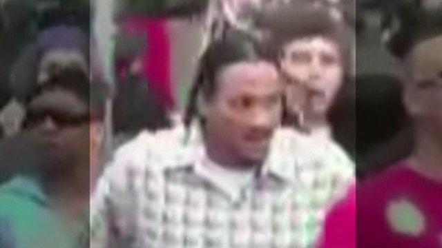 Cops release video of possible pot rally shooting suspect