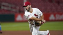 Reyes HR, 5 RBIs, Indians get 20 hits, rout Cardinals 14-2