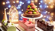 7 new log cake flavours to try this Christmas 2018