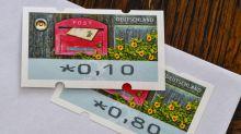 Hat die Briefmarke bald ausgedient? Die Post setzt auf neue Portoform