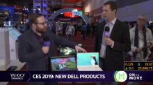 CES 2019: New Dell products