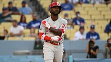 Phillies changing up road uniforms in Dodgers, Giants series