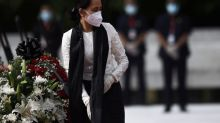 Myanmar's Suu Kyi pulls out of first election trip over coronavirus