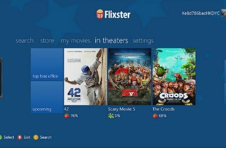 Flixster comes to Xbox 360 with Ultraviolet Collection support