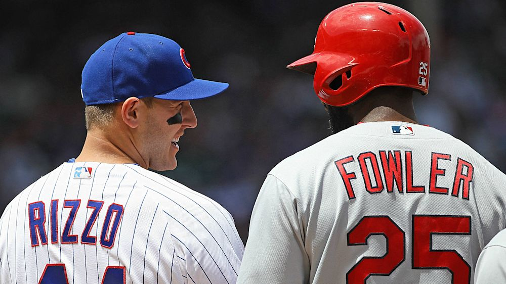The Cubs and Cardinals meet for a big series this weekend at Wrigley Field. (AP)