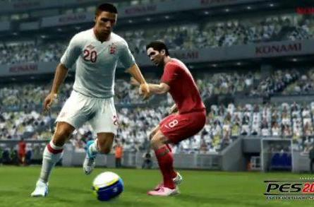 PES 2013 demo now available on XBL and PSN