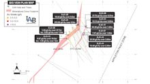 Labrador Gold Intersects 276.56 g/t Gold Over 0.5 Metres at Big Vein, Kingsway Project