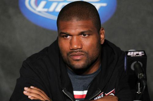 Quinton Jackson vem de cinco vitórias consecutivas - Divulgação/UFC