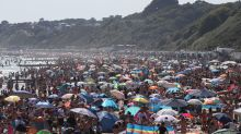 'Shocking': International newspapers react to pictures of Britain's packed beaches in pandemic
