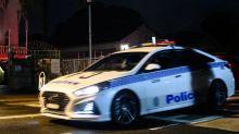 NSW woman shot dead 'after opening front door'