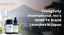 Youngevity International, Inc.'s HEMP FX Brand Launches in Japan