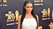 Kim Kardashian wore braids and got slammed for cultural appropriation (again)