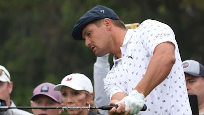 Bryson bounces back in a way only he can