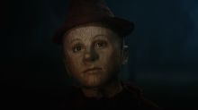 First look at Pinocchio in Italian live action remake