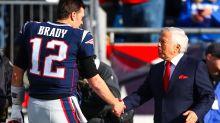 Robert Kraft wants Tom Brady to explore free agency before Patriots negotiations, per report