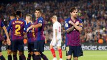 Le Barça détrône Séville