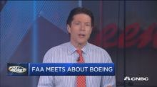 FAA head says there's no end to Boeing grounding in sight