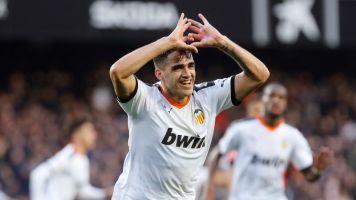 Maxi Gómez, garra charrúa para el ataque del Valencia