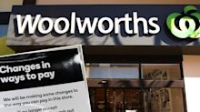 Woolworths faces backlash as more stores go cashless