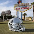 Fans will be able to place bets on their phone from inside Raiders' Las Vegas stadium
