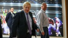 Brexit boost for UK's Johnson as he plans for victory