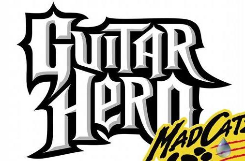 Mad Catz pulled out of Guitar Hero before it hit big