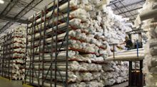 Third-quarter sales for High Point fabrics manufacturer fall in the face of overseas competition