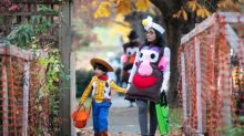 Stay outside, give out candy with tongs, among tips from health officials for a pandemic Halloween