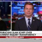 Rep. Swalwell on importance of closed door impeachment depositions