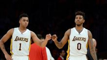 From bad blood to 'ice in their veins': Nick Young, D'Angelo Russell star in an L.A. Lakers love story
