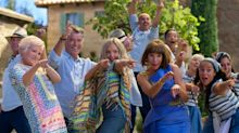'Mamma Mia!: Here We Go Again' is Christmas Number 1 on the Official Film Chart