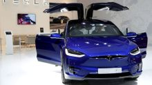 Tesla to recall 3,183 Model X vehicles in China -market regulator