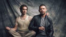 "Robert Sheehan & David Castañeda spill ""The Umbrella Academy"" secrets"