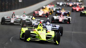 Piloto francês Simon Pagenaud vence as 500 Milhas de Indianápolis