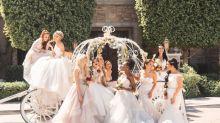 就像在魔法世界舉行的婚禮!教你如何打造魔幻主題婚禮