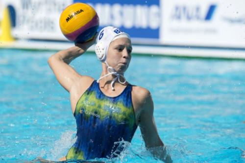 Polo Aquático: Izabella Chiappini defenderá Seleção Italiana