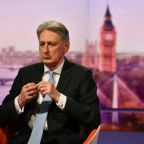 Very difficult for PM May's successor to pursue a no deal exit - Hammond