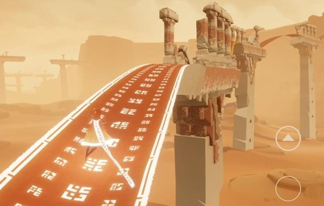 iOS game sale offers discounts on 'Journey,' 'Flower' and 'Donut County'