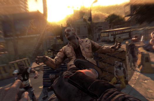 Dying Light launch trailer shows catastrophe on a hot tin roof