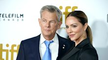 Katharine McPhee, 36, opens up about how she and David Foster, 71, combat negativity about their age gap