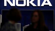 Nokia reports surprise first-quarter loss