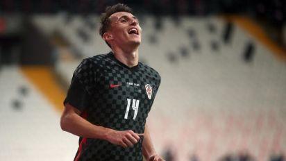 "Ante Budimir: ""Es un orgullo jugar con Luka Modric"""